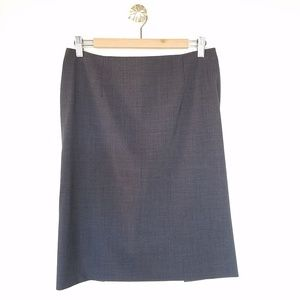 THEORY pencil skirt Charcoal size 8